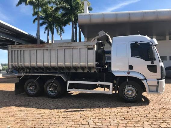 Ford Cargo 2428 Caçamba 2012