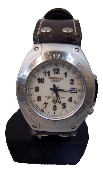 Relógio Casio Forester Com Luz Noturna