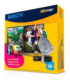 Antena Kit Prepago Directv 46 Cm Apto Pack Futbol !