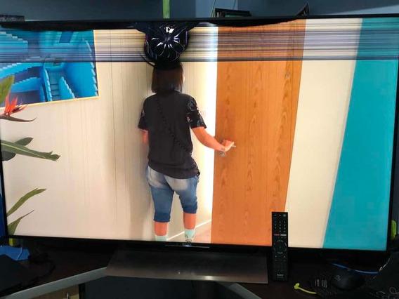 Tv Sony Xbr 55x905e - !tela Danificada!