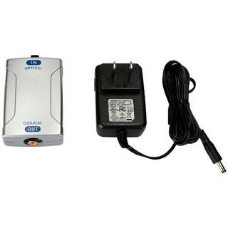 Dayton Convertidor De Audio Dac-oc Óptico Toslink A Digital