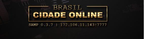Brasil Cidade Online - 800 Níveis + 2 Milhões Em Grana