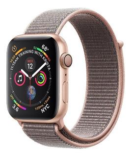 Relogio Apple Watch 40mm Rose S4 Lacrado Loop Series 4 Gps