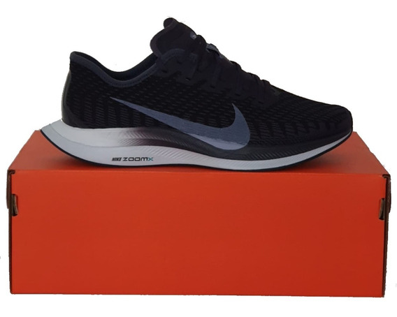Tênis Feminino Nike Zoom Pegasus Turbo 2 Preto Original