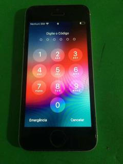 Celular iPhone 5s 16 Gb Tudo Ok