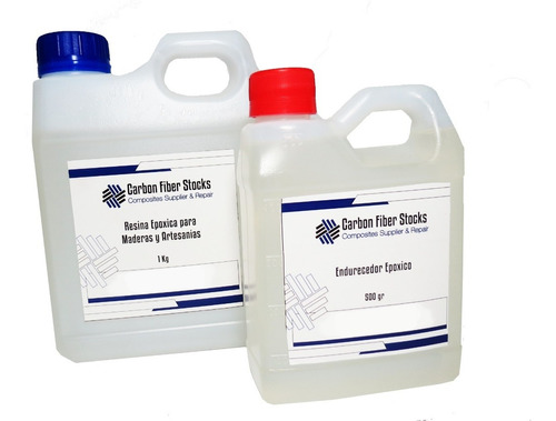1,5 Kg Resina Epoxica Transparente Para Madera Y Artesanías