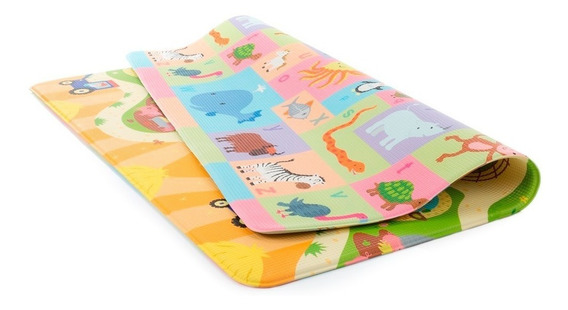 Tapete Baby Play Mat Safety 1st Pequeno Busy Farm