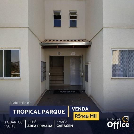 Apartamento Padrão Com 2 Quartos No Tropical Parque - Off286-v