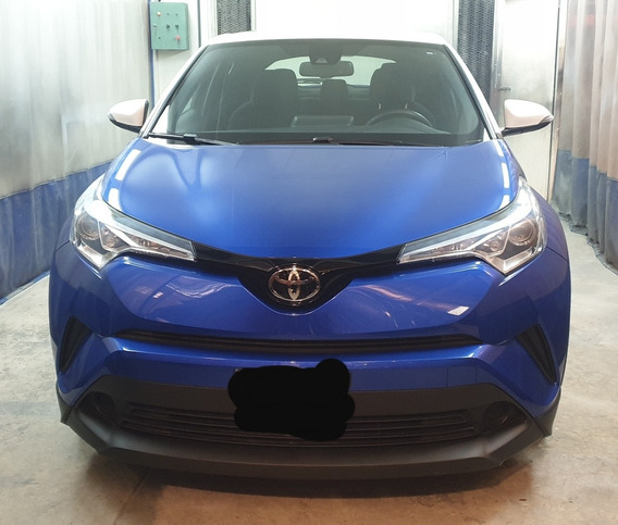 Toyota Chr Crossover Crossover