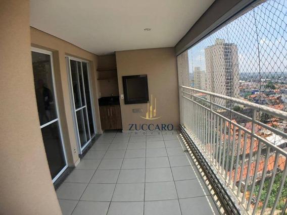 Apartamento No Condominio Parque Clube - Ap15091
