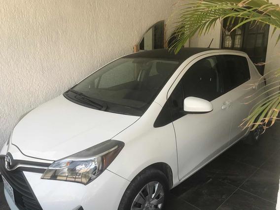 Toyota Yaris Hatch Back