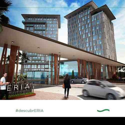 Departamento Pre-venta Eria Green City 97.81m2 $3,190,445