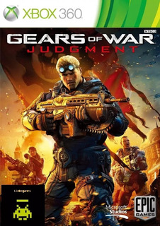 Gears Of War Judgment Xbox 360 Y Xbox One