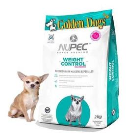 Nupec Weight Control Razas Pequeñas 2 Kg Control De Peso