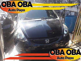 Honda Fit Lxl 1.4 Gasolina 8v 2005 - Sucata Para Retira Peça