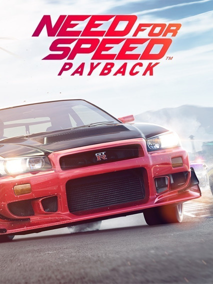 Need For Speed Payback Pc - Origin Key