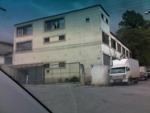 Imagem 1 de 4 de Galpão À Venda Por R$ 1.500.000 - Vila Morellato - Barueri/sp - Ga0059