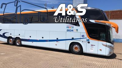 Marcopolo Ld 1600 2014 Scania Super Oferta Confira!! Ref.359