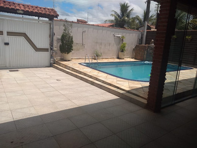 Casa 3dorms 1suite 4vgs,caiçara,piscina,isola,entrada 150mil