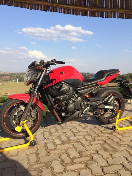 Xj6 N Vermelha