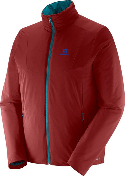 Camperas Reversible Salomon - Drifter Jacket- Hiking Hombre