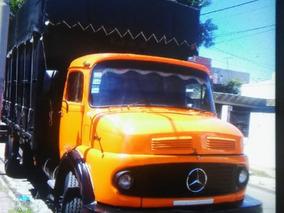 Mercedes Benz 1114 82 Titular Listo Para Trabajar