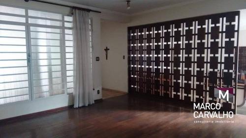 Casa Com 3 Dormitórios À Venda, 280 M² Por R$ 1.000.000,00 - Boa Vista - Marília/sp - Ca0265
