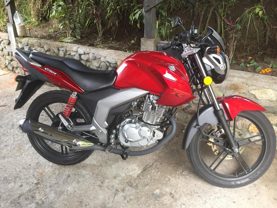 Suzuki Gsx125 En Perfecto Estado !!! Impecable Muy Poco Uso.