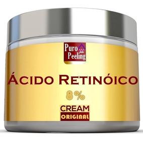 Promoção: Ácido Retinoico 8% - Peeling - Brinde: Sabonete