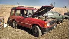 Land Rover Discovery 1997 Std .8 Cil 3.9 Completo O Partes