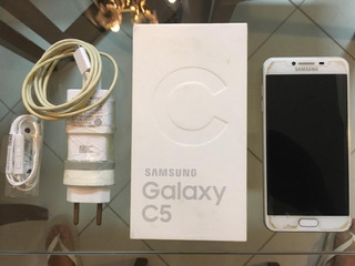 Samsung Galaxy C5 32gb + 4gb Ram Original 5,2