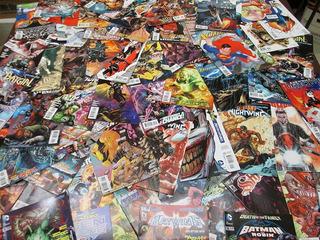 Lotes De Comics. Batman, Jla, Wonder Woman Y Mas!