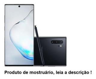 Smartphone Samsung Galaxy Note10+ 256gb Dual Chip Android 9