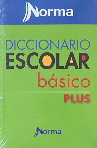 Diccionario Basico Escolar Norma