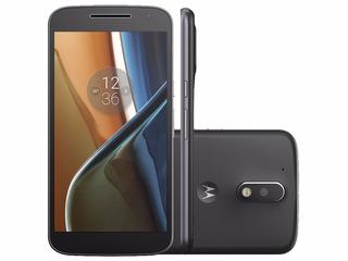 Motorola Moto G4 4g 16gb Cam13mp Ram2gb Pantalla 5.5 + Envio