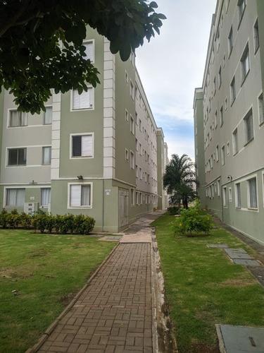 Apartamento Para Venda, 2 Dormitórios, Loteamento Parque São Martinho - Campinas - 659