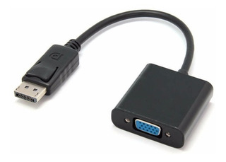 Cable Adaptador Conversor Display Port A Vga Displayport