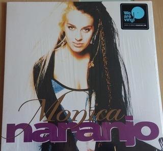 Lp Álbum Mónica Naranjo - Mónica Naranjo Edición Limitada