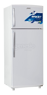 Heladera Con Freezer Briket Bk2f 1610 326 Litros
