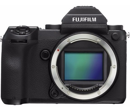 Fujifilm Gfx 50s 51.4 Mp Medium Format Mirrorless