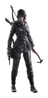 Lara Croft Play Arts Rise Of The Tomb Raider