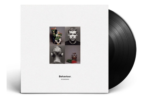Imagen 1 de 2 de Vinilo Pet Shop Boys - Behavoir