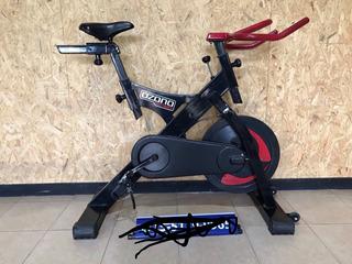 Bicicleta Spinning Profesional Ozono Super Resistente