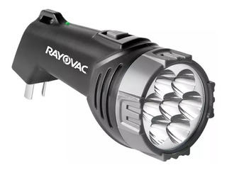 Linterna Led Recargable Rayovac 7 Leds 38hs R7led-arg