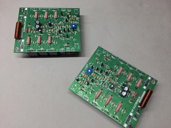 Kit Placa Amplificador Classe Ab 1000w