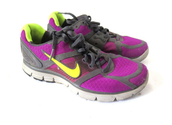 Zapatillas Nike Mujer Color Violeta Zapatillas Nike en