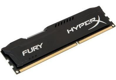 Memória Ram Kingston Hyper-x 8gb Ddr3 1600