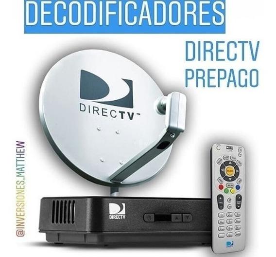 Decodificador Directv Hd Prepago + Instalación