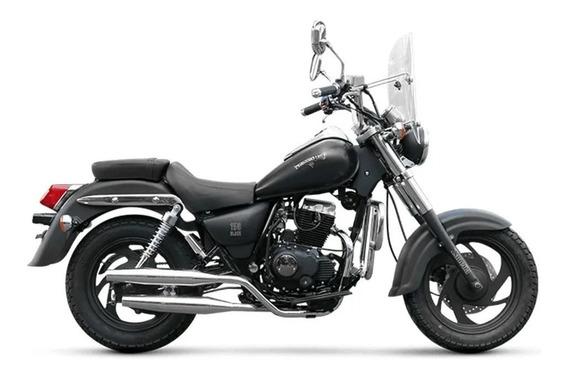Zanella Eagle 150 18ctas$7.460 Mroma (custom 250 Shadow)