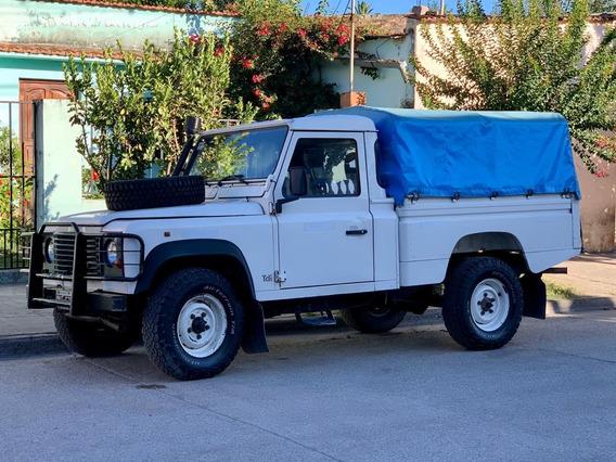 Land Rover Defender 2.5 110 P-up 1999